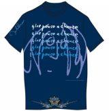 The Beatles - John Lennon - Give Peace A Chance . zenekaros  póló.