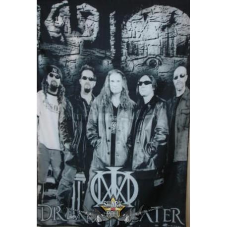 eed717019730 DREAM THEATER - BAND. nagyméretű zenekaros zászló - Shark n Roll ...