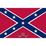 Confederate  Flag - Rebel Flag. 30x40. cm. kézi zászló