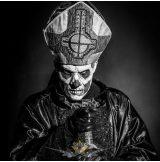 Ghost - Papa Emiratus.   SFL. felvarró