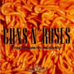 Guns N Roses - The Spaghetti Incident.  zenei cd