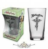 AC/DC - 'Black Ice' - Beer Glass .   üvegpohár, söröspohár