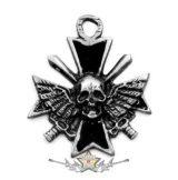 Iron cross - Victory.  JVP.   nyaklánc, medál
