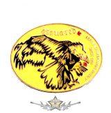 EAGLE.  Belt Buckle.  övcsat