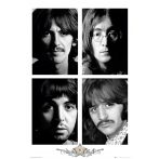 The Beatles - White Album.   plakát, poszter