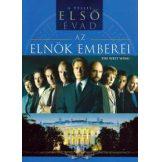 Az elnök emberei - Első évad (DVD) DÍSZDOBOZ