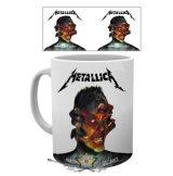 Metallica - Hardwired Album   zenekaros bögre
