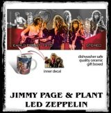 LED ZEPPELIN - JIMMY PAGE & ROBERT PLANT
