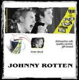 SEX PISTOLS - JOHNNY ROTTEN. ROCK ICON MUGS. zenekaros bögre.
