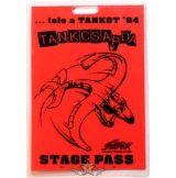 TANKCSAPDA - TELE A TANKOT. 94.  Stage pass.
