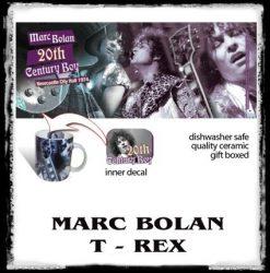 T. REX - MARC BOLAN - 20 th. CENTURY BOY
