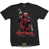 Deadpool - Gonna Die. T-shirt Marvel .   filmes póló