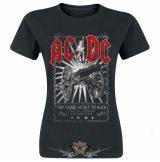 AC/DC - For Those About...  női póló