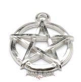 Pentagram - Boszorkány csillag.  JVP  nyaklánc, medál