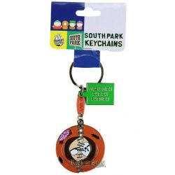 SOUTH PARK - KENNY fém kulcstartó