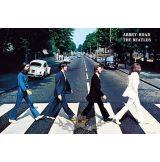 THE BEATLES - Abbey Road.  plakát, poszter