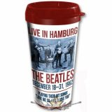 The Beatles - Hamburg Travel Mug. utazó pohár.