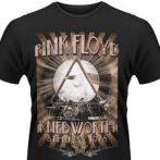 PINK FLOYD - KNEBWORTH 1975. RITKA !  zenekaros póló