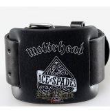 MOTORHEAD - Ace of spades. bőr import zenekaros karkötő