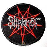 SLIPKNOT - LOGO  felvarró