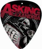 ASKING ALEXANDRIA.  pengető nyaklánc