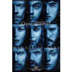 Game of Thrones  (Winter is Here).  plakát, poszter