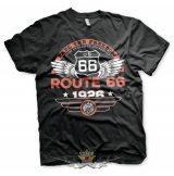 Route 66 - Feel The Freedom T-Shirt.  import motoros póló