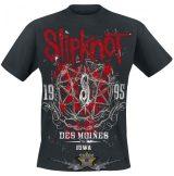 SLIPKNOT - Des Moines. 1995.  zenekaros  póló.