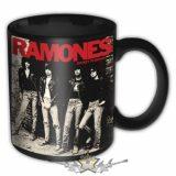 Ramones - Rocket to Russia Boxed Mug. RAMUG03 . import bögre fekete