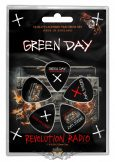 GREEN DAY - REVOLUTION RADIO Plectrum Pack. gitárpengető szett