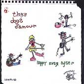 The Dogs Damour - Happy ever after. zenei cd