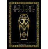 HIM - Ville Valo. gothic rock band. Funeral of hearts. zenekaros zászló