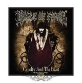 Cradle Of Filth - Cruelty and the Beast.  felvarró