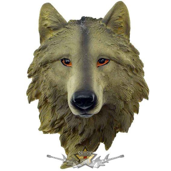 99c67128d9 Farkas fej - Wolf Hanging Decoration. koponya figura - Shark n Roll ...
