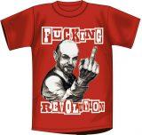 LENIN - FUCK THE REVOLUTION  vicces, poen póló