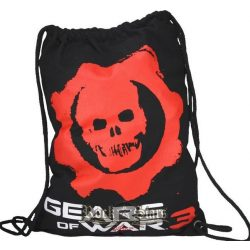 GEARS OFWAR 3. - BACK SACK  vászon táska, hátizsák