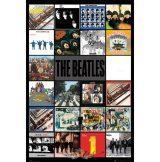 The Beatles - Albums.   plakát, poszter