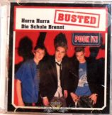 BUSTED - HURRA HURRA. Pock It. Mini Single CD. RITKA !