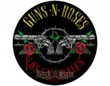 GUNS N ROSES - Los Angeles fucking.  felvarró