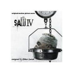 Filmzene - SAW - FŰRÉSZ IV.  filmzene. zenei cd