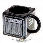 3D. Rock 'n' Roll Mug.  kerámia  bögre