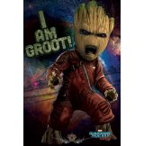 Guardians Of The Galaxy - Vol. 2 (Angry Groot).  plakát, poszter