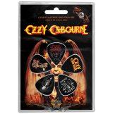 Ozzy Osbourne - Plectrum Pack - Ordinary Man. gitárpengető szett