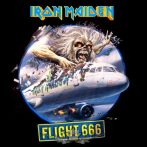 Iron Maiden - Flight 666.   SFL. felvarró