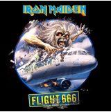 Iron Maiden - Flight 666.   SFL. felvarró