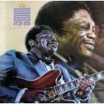 B.B. King - King Of The Blues 1989.  zenei cd
