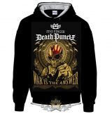 FIVE FINGER DEATH PUNCH - WAR IS ANSWER.   kapucnis pulóver