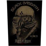 BLACK SABBATH - U.S. TOUR 78.. BPIM..  hátfelvarró