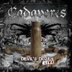Cadaveres - Devils Dozen - Live DVD. zenei dvd