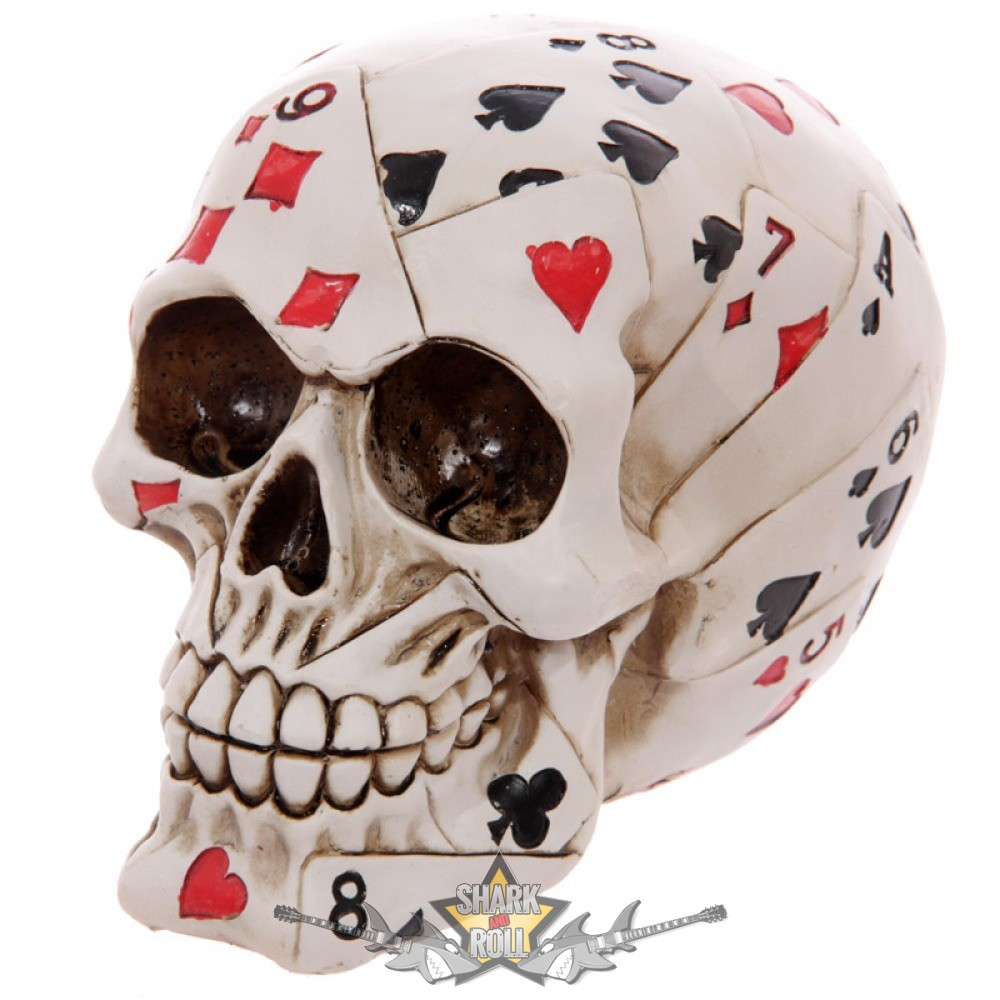 9de19e65cc Koponya - Lucky skull.. koponya figura - Shark n Roll - Rock- Metal ...